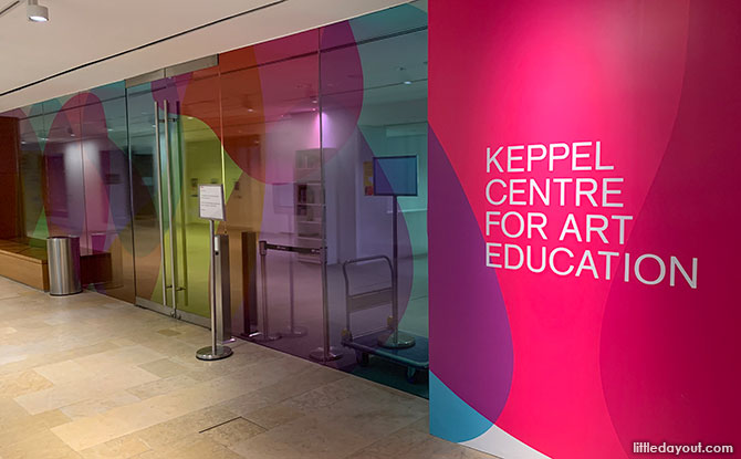 Keppel Centre for Art Education