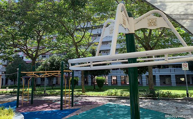 Playground at Nautical Park