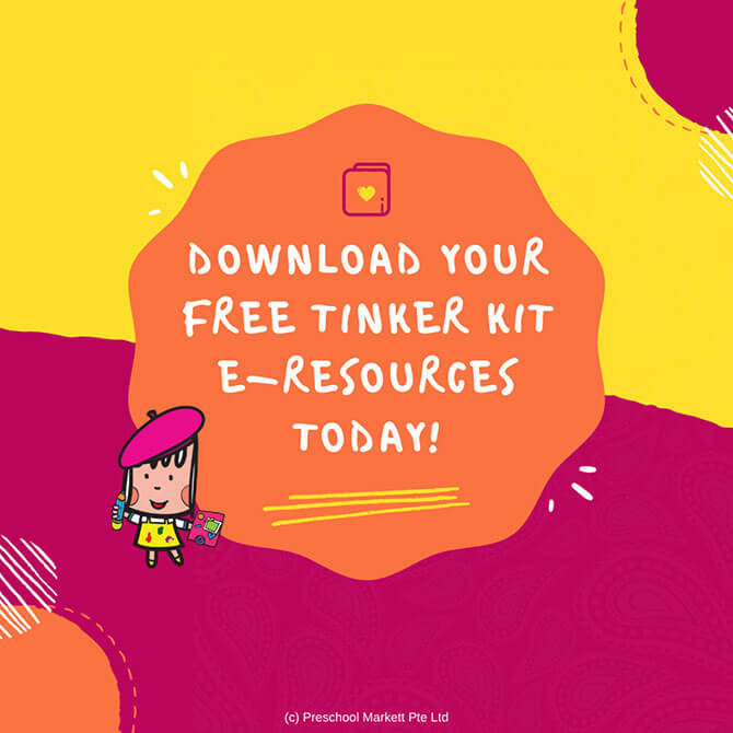 Different Resources on O'Kay Let's Play by Preschool Market
