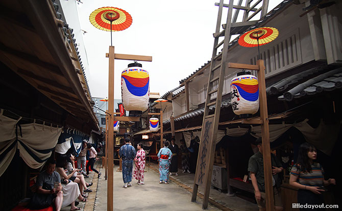 Osaka Museum Of Housing And Living: Walk Through The Streets Of Osaka In The Edo Period