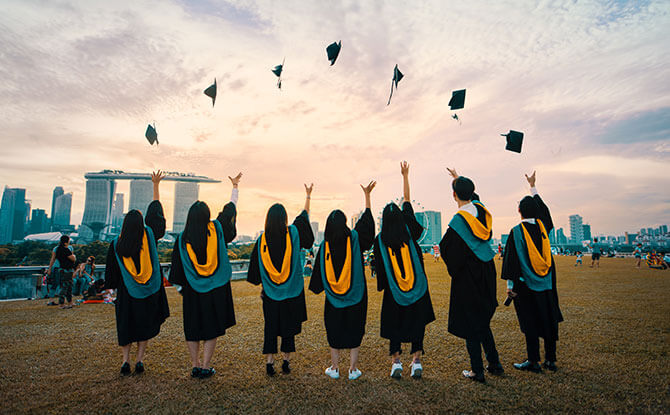 World-Class Tertiary Education Institutions