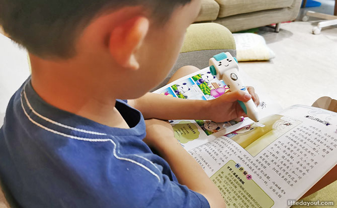 Parent's Review of PenPal Whizz and Books