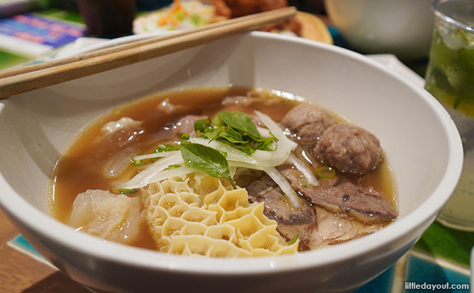 Taste Test: We Tucked Into Wagyu Beef Pho At Pho Street