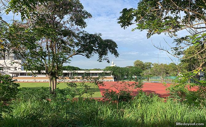 Raffles/Eunoia Junior College campus