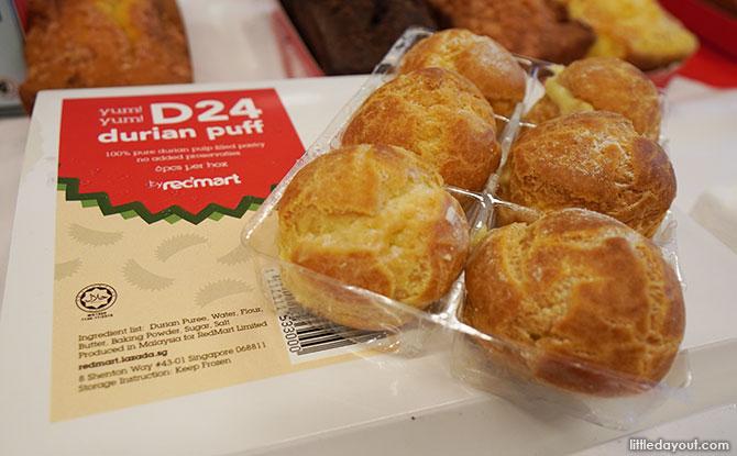 RedMart D24 Durian Puff
