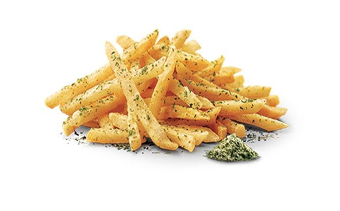 Seaweed McShaker Fries