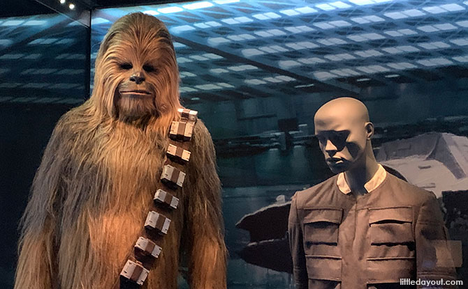 Star Wars Exhibits