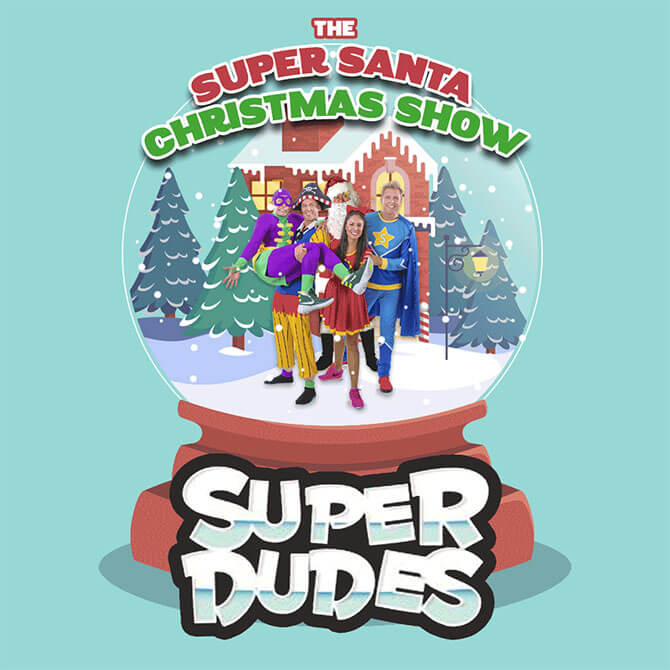 The Super Santa Christmas Show, SOTA Drama Theatre, Singapore, 6, 7, 8 December 2019