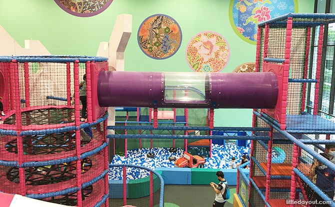 T-Play Peranakan Indoor Playground at Khatib