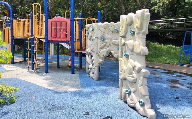 Playground at Tampines Leisure Park
