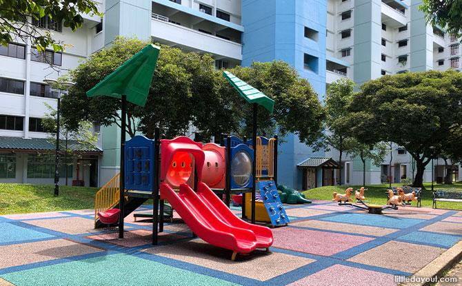 Tampines Green Playground