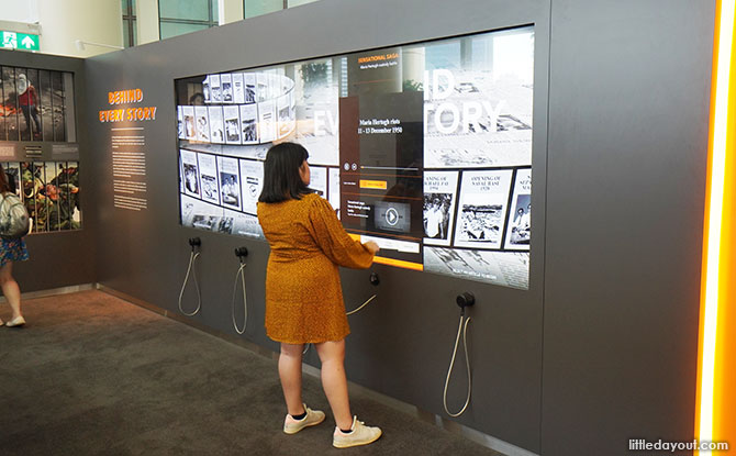 Behind Every Story - The News Gallery, National Library Board