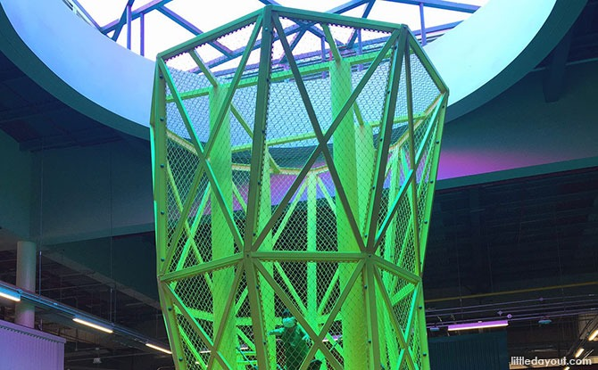 Timbre+ Eastside play space at Singapore Expo