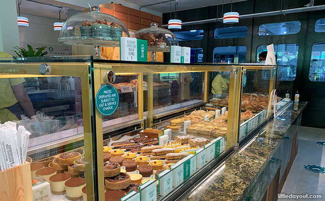 Tiong Bahru Bakery At The Foothills Croissants