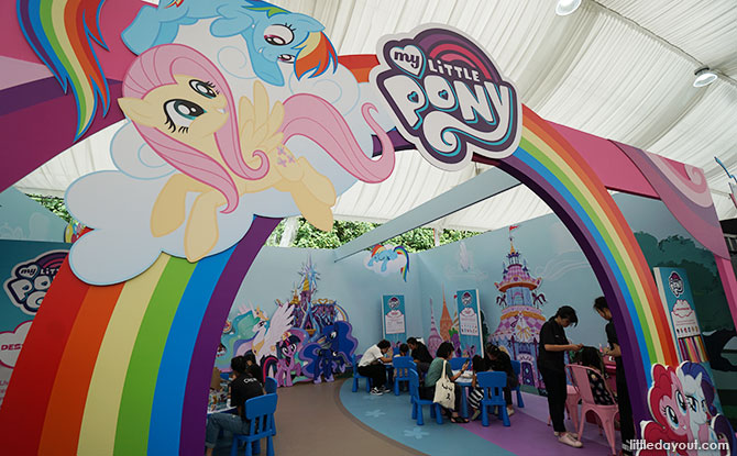 Magical Moments at My Little Pony Rainbow Kingdom