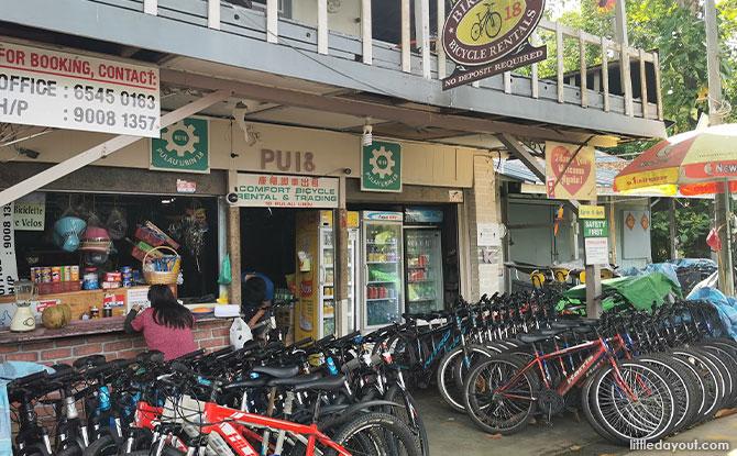 Comfort Bicycle Rental/Pulau Ubin 18