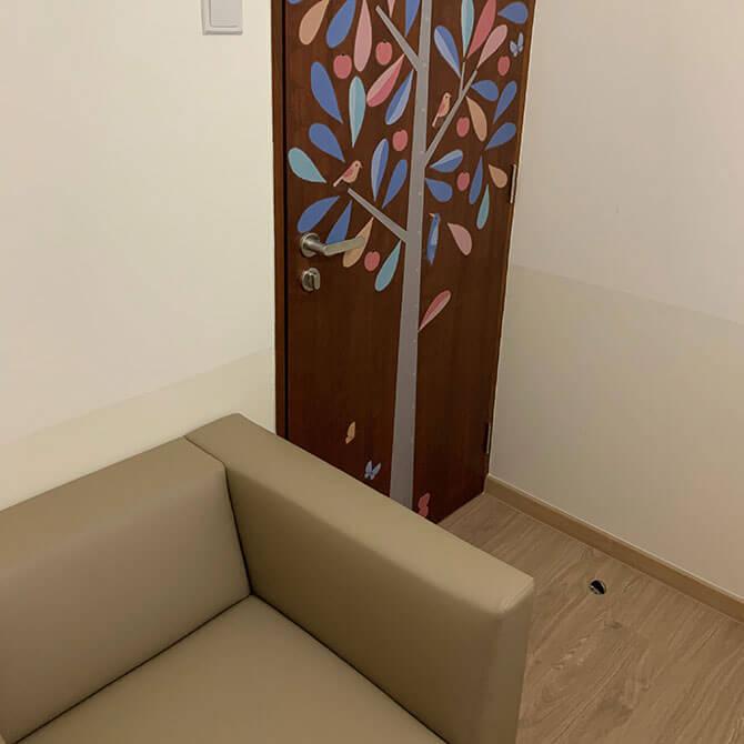 Nursing Room at The URA Centre, Singapore City Gallery