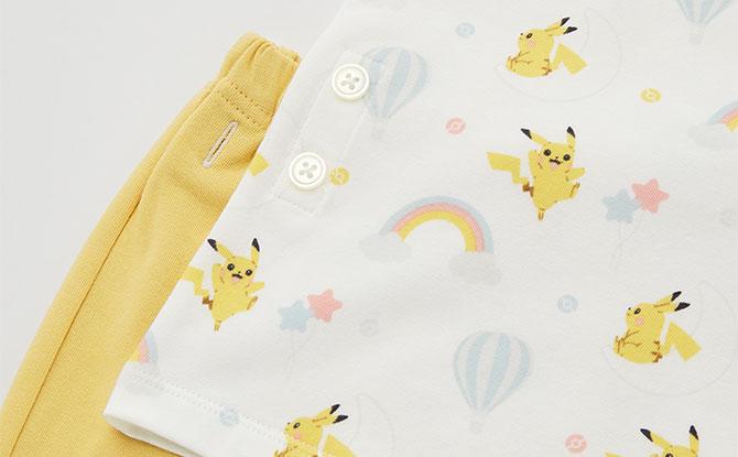 UNIQLO's Dreaming Pokémon UT collection