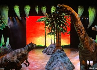 Review: Walking With Dinosaurs In Singapore 2019