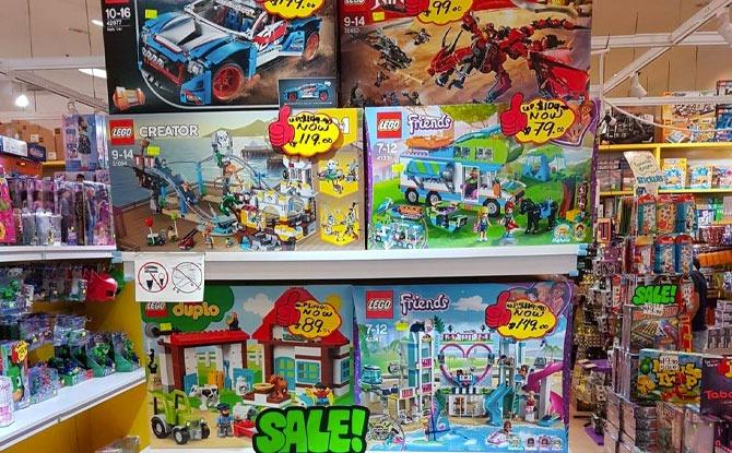 Toy Station