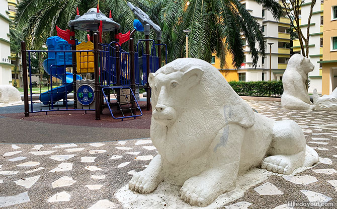 Animal Playground in Woodlands