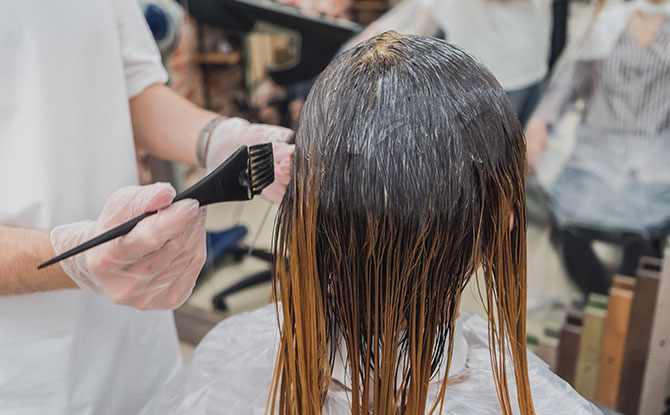 Balayage or Ombre Hair Colouring