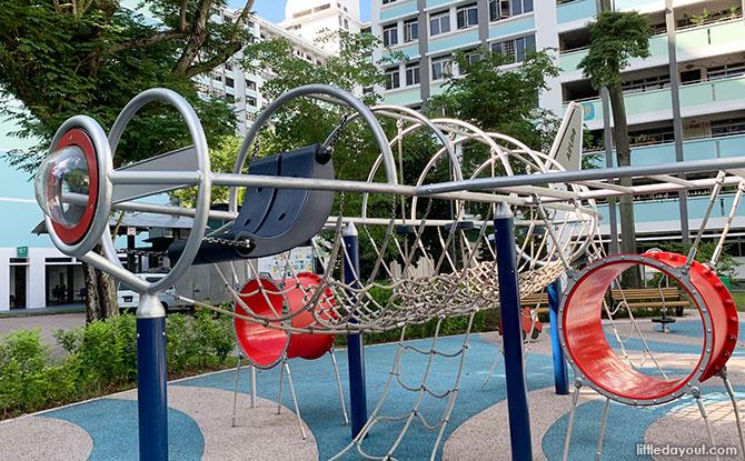 Yung Loh Jet Plane Playground