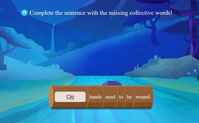 Honing Writing Skills using Edutainment and Fun Games