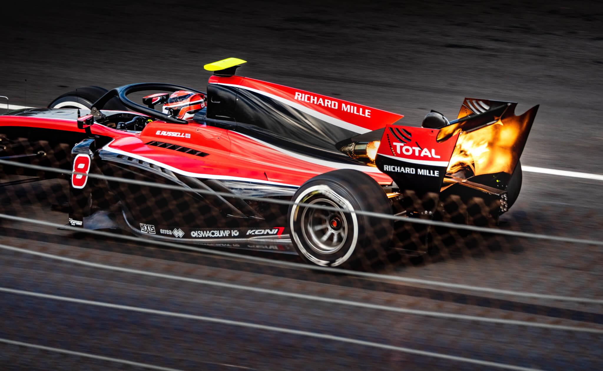 Speed - F1 Grand Prix Fast Facts