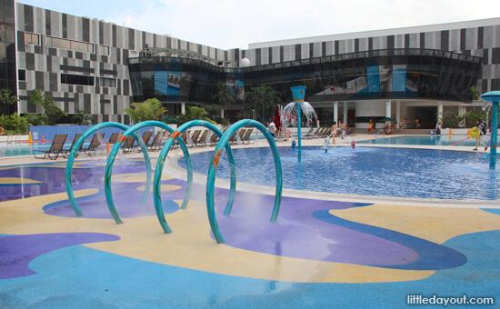 SAFRA Pool