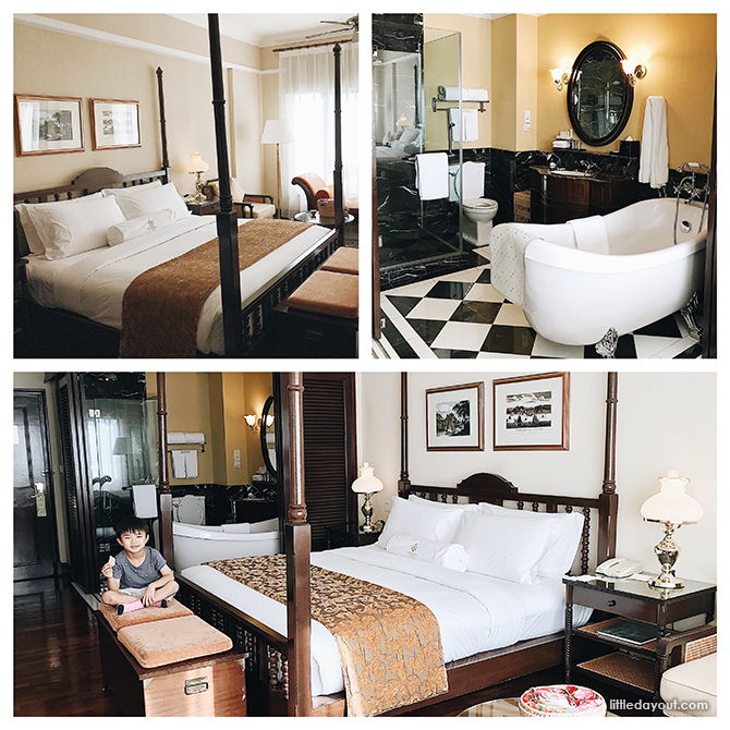 Elegant room, The Majestic Hotel