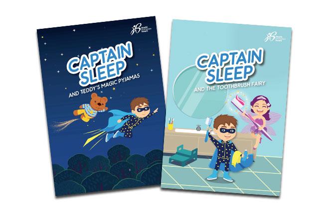 Captain Sleep Stories