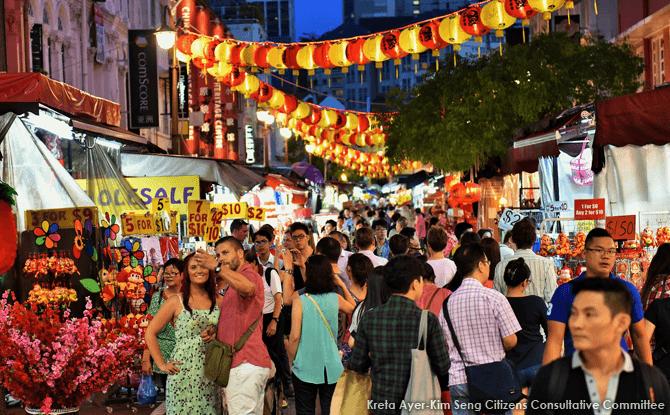 Chinatown Festive Street Bazaar