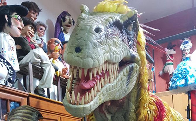 Dare You Dino, #BuySingLit 2019