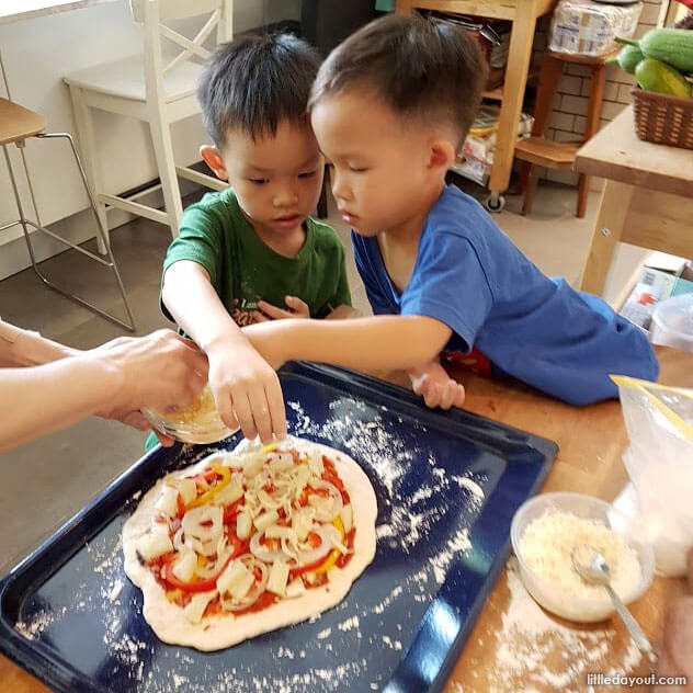 Cooking with Kids 101: Easy Meals Children Can Help Prepare - Pizza