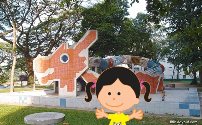 Ellie Dragon Playground