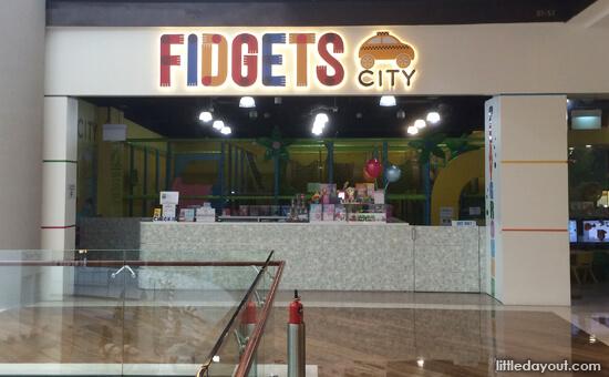 Fidgets City