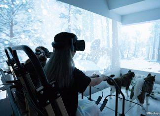HeadRock VR Singapore: Virtual Reality Theme Park, Real Excitement