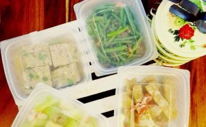 Home Delivery Food Services - Tingkat Delivery