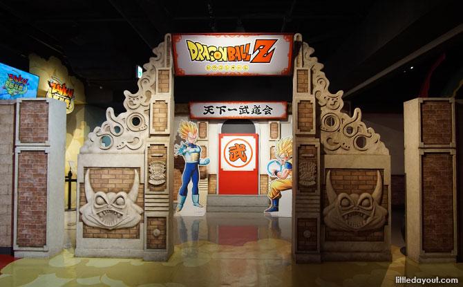 Dragon Ball Area, J-World Tokyo