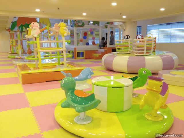 Kiddy Fun Playground