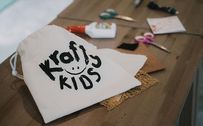 Krafty Kids – Benefits of Arts & Crafts