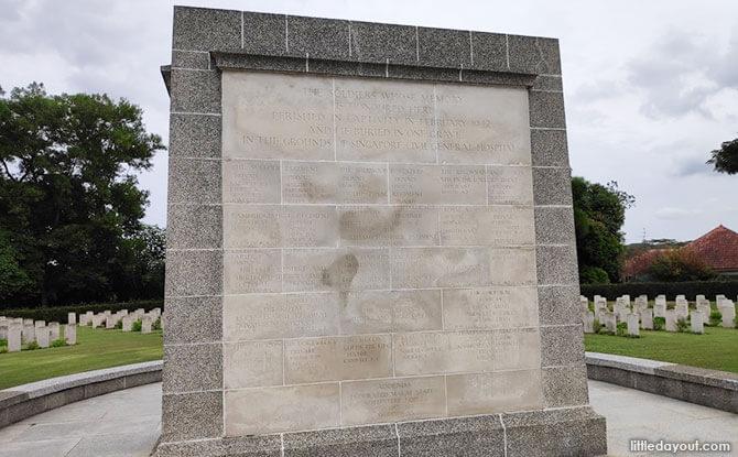 War Memorial - Kranji Cemetery