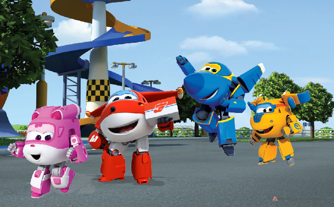 Holidays Take Flight with the Super Wings Indoor Playground, Cool Rewards and More