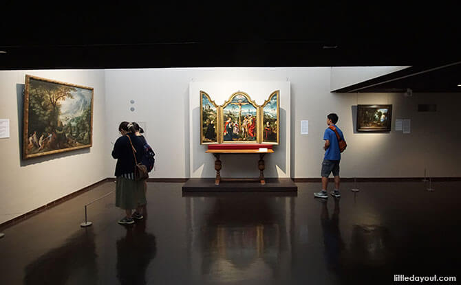14th to 16th century galleries
