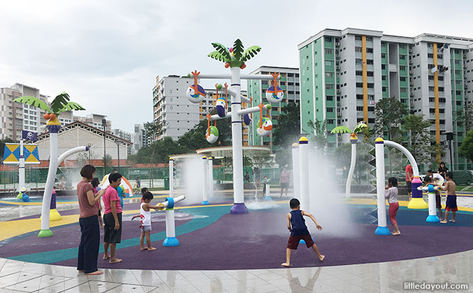 Oasis Waterpark @ Nee Soon East Is Reopening 9 September 2020
