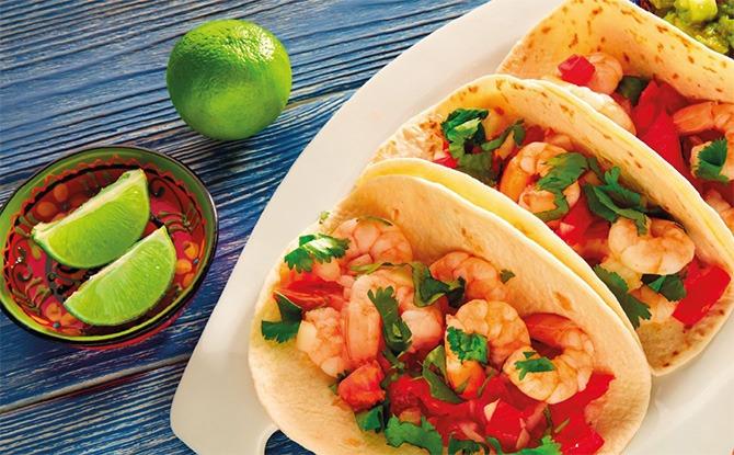Fantastic Foodventures Family Virtual Cooking Fun - Prawn Tacos