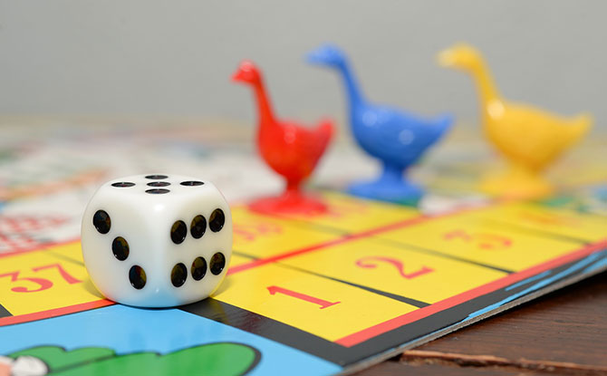 Game night with the family - Ideas on how to spend quality time with the children