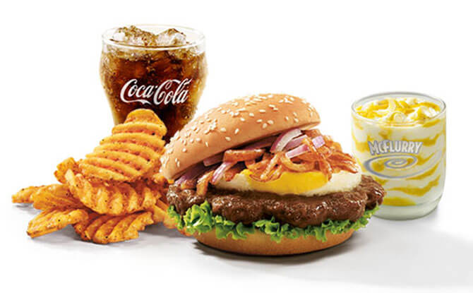 McDonald's Rendang Sedap Angus Beef Burger: Taste Test