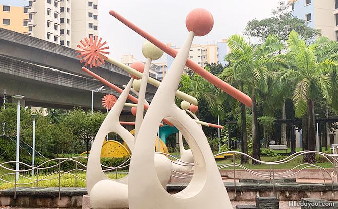 Dancing Sculptures
